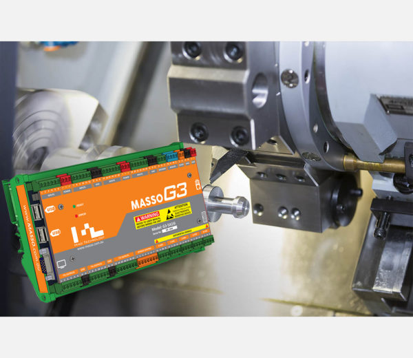 CNC Lathe Controller (MASSO G3)